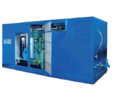 Модульная компрессорная станция
